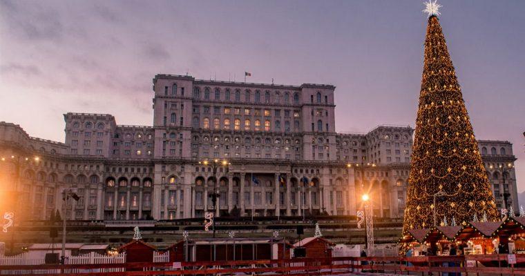 Turul târgurilor de Crăciun din București