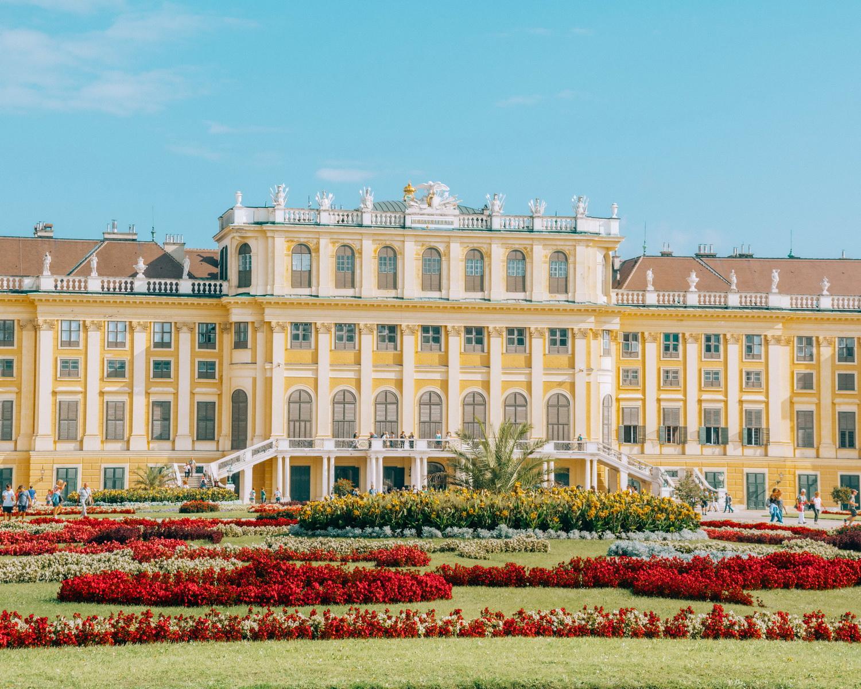 Schonbrunn-Viena-Austria