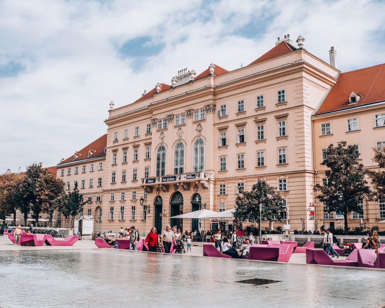 Museumsquartier-Viena-Austria
