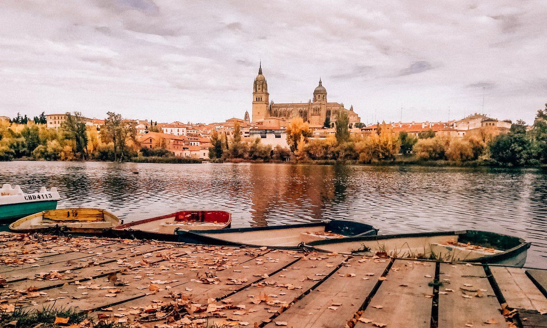 Salamanca, orașul de aur al Spaniei, la doar 2 ore de Madrid