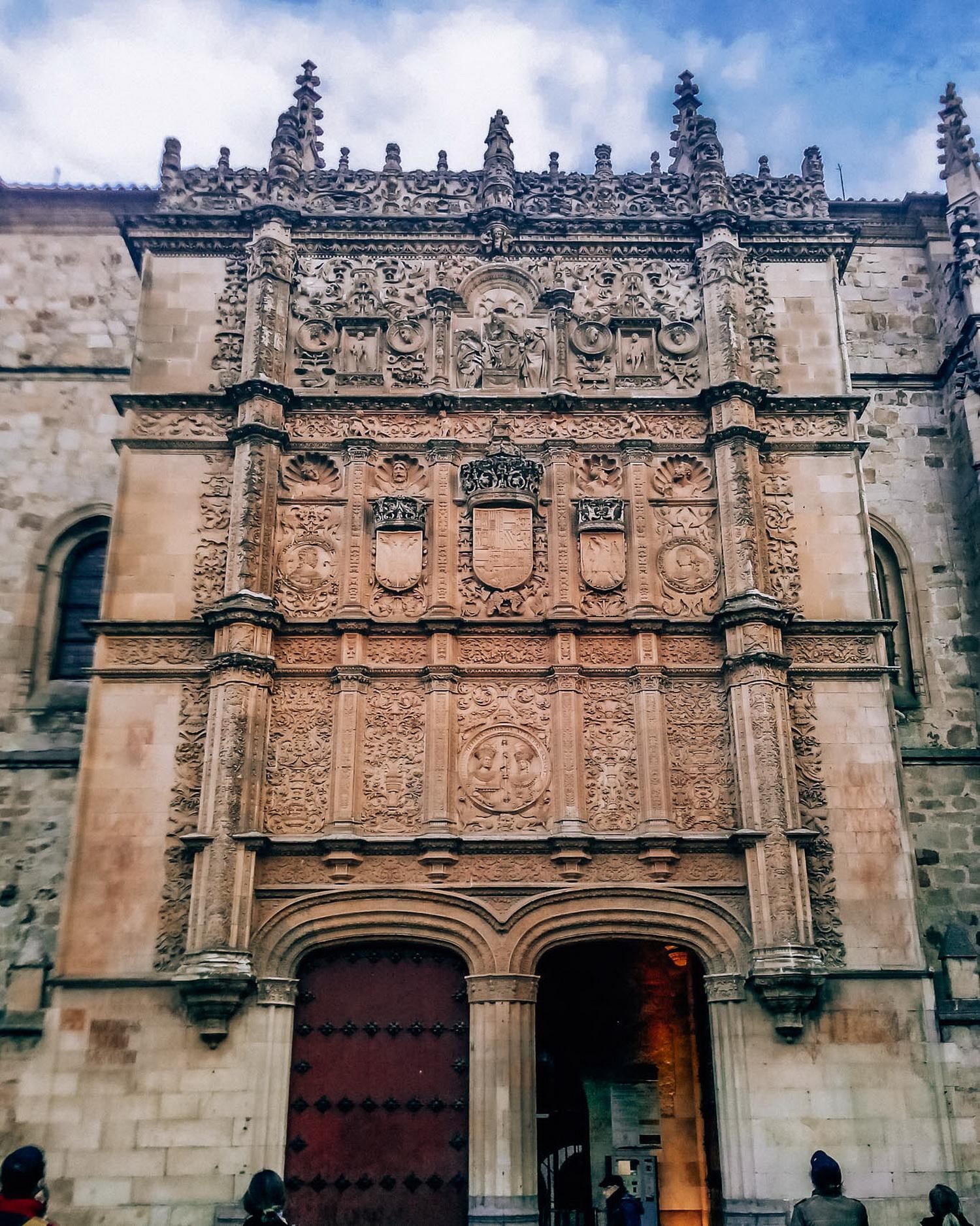 Spania_Salamanca_UniversidadSalamanca