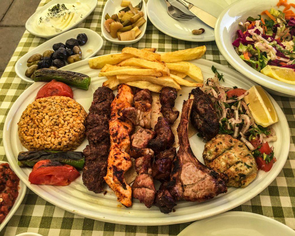 Cipru_Nicosia_Mancare