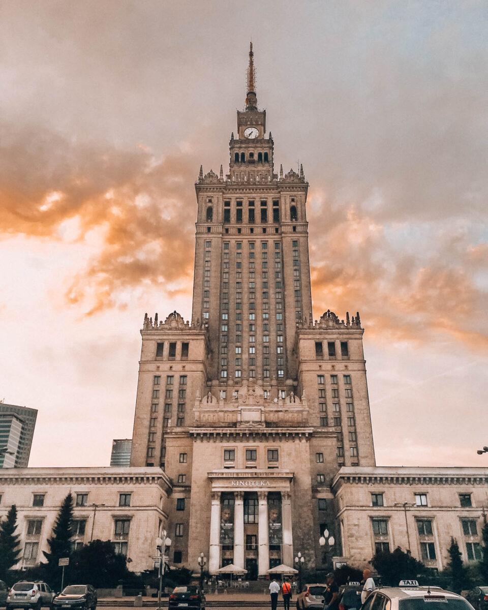 Polonia_Varsovia_PalatulCulturii