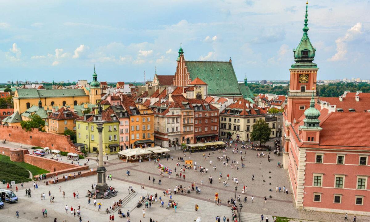 3 zile în Varșovia – ce să vizitezi în fiecare zi