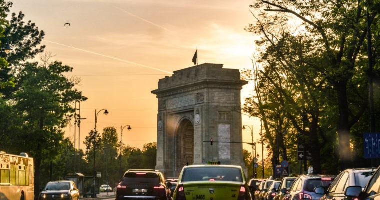 Cum să vizitezi interiorul Arcului de Triumf din București