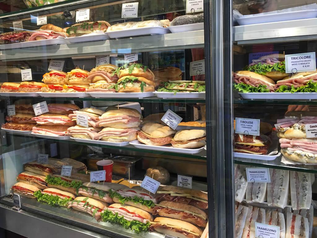 Bologna-panini
