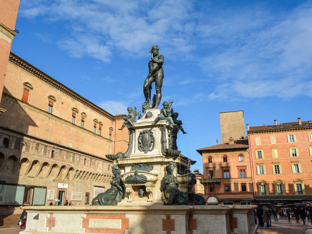 Italia_Bologna_Fantana-Neptun_Ian2020
