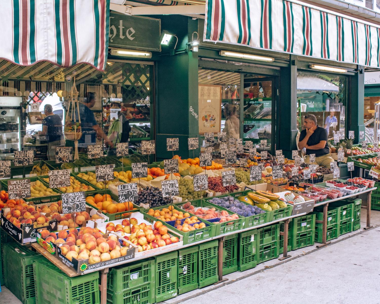 Naschmarkt-Viena-Austria