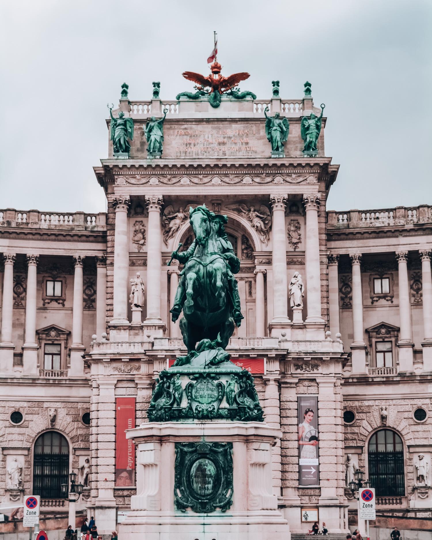 Hofburg-Viena-Austria