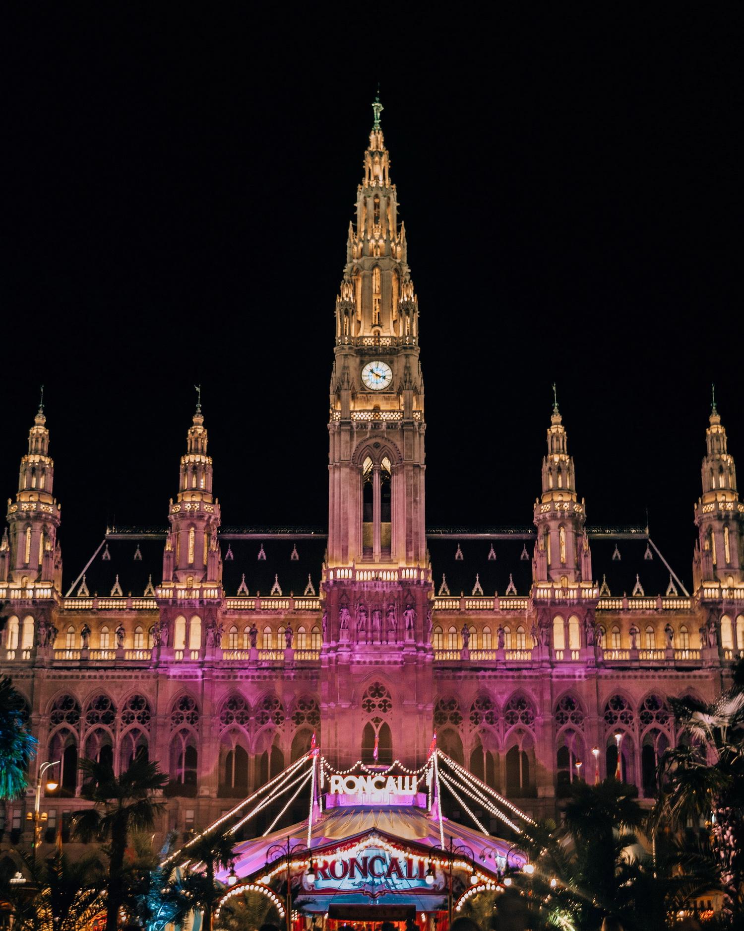 Rathaus-Viena-Austria