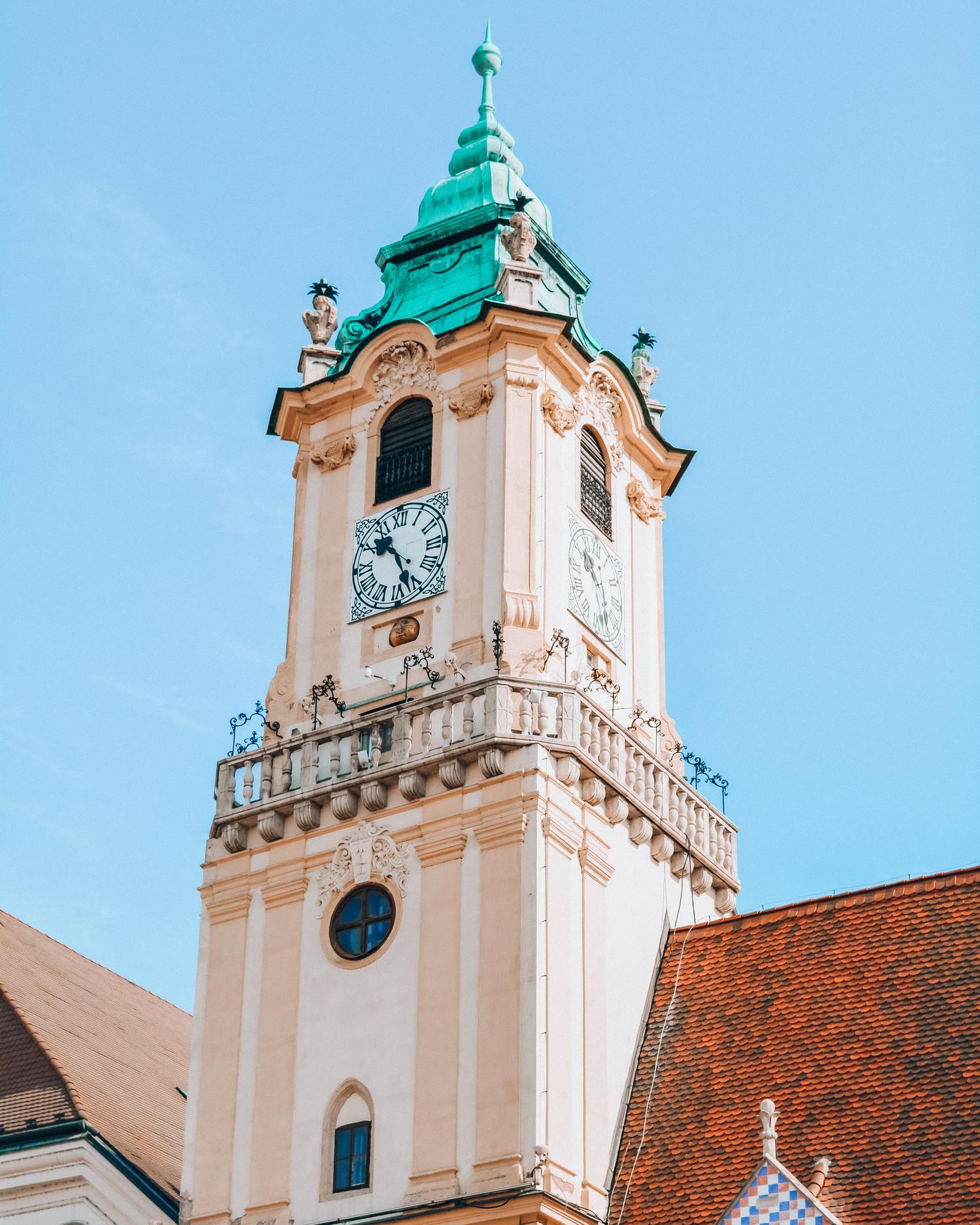 Primarie-Bratislava-Slovacia
