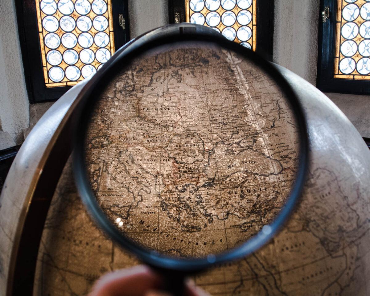 Muzeul Hărților din București