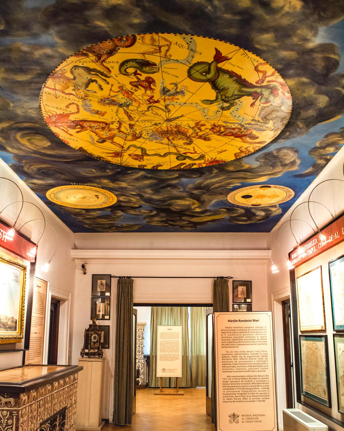 muzeul-hărților-bucurești