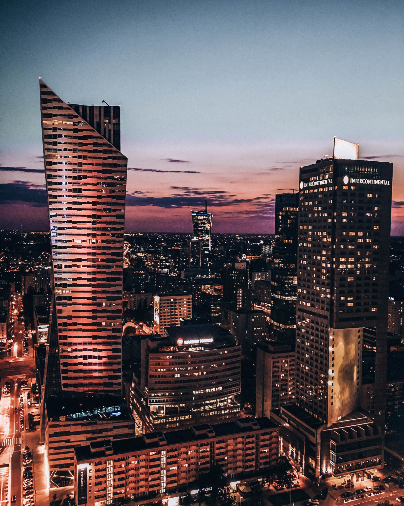 Polonia_Varsovia_ViewPalatulCulturii
