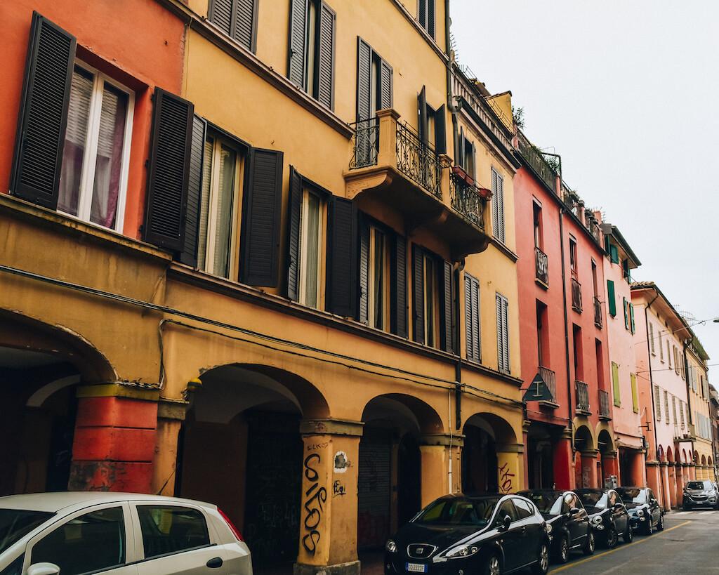 Bologna-stradute
