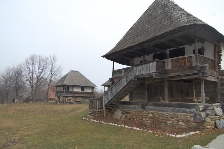 Muzee aer liber: Muzeul Arhitecturii Populare Gorj