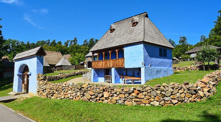 Cele mai frumoase muzee în aer liber din România