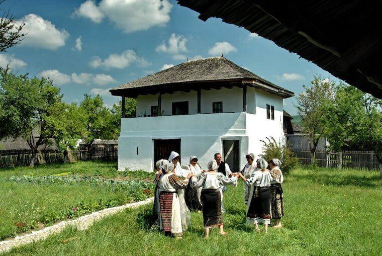 Muzee în aer liber: Muzeul Golești