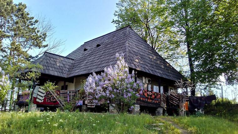 Muzee aer liber: Muzeul Satului Bucovinean Suceava