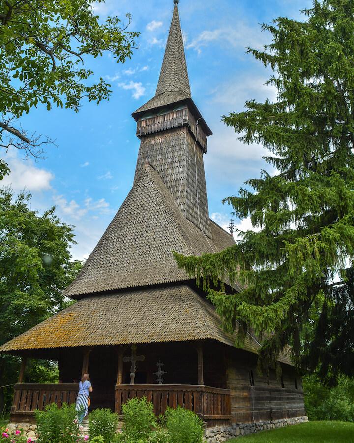 Muzee în aer liber: Muzeul Satului București