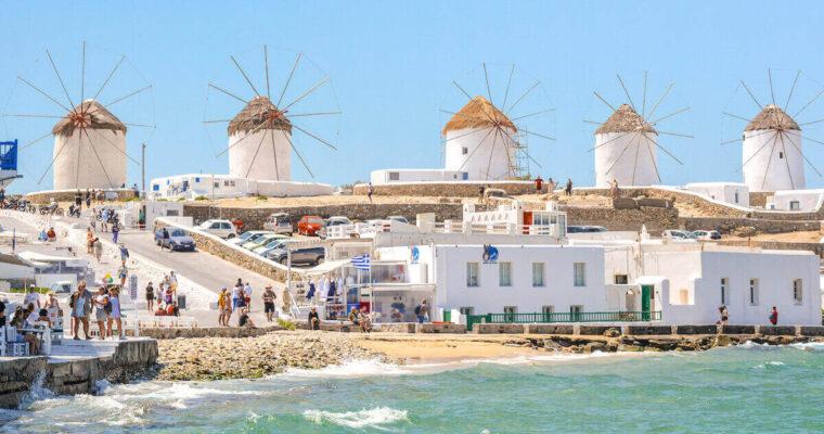Unde mănânci ieftin în Mykonos? 3 restaurante grecești de neratat
